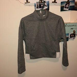 LULULEMON cropped sweatshirt size 4